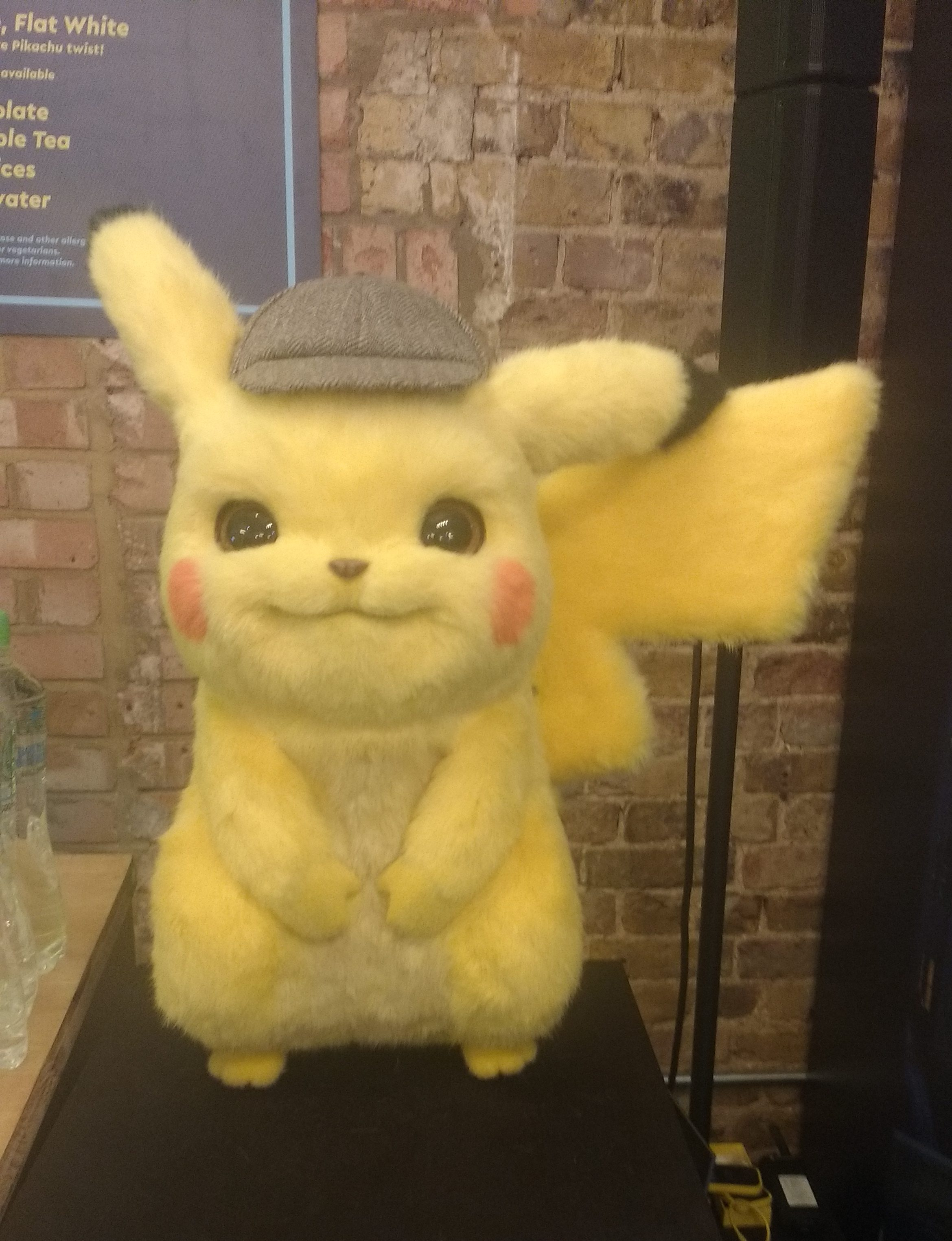 Detective Pikachu Pop Up All The London Things