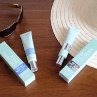 The Clinique City Block Sunscreens