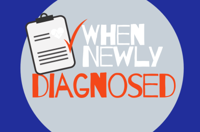 Things to do when newly diagnosed