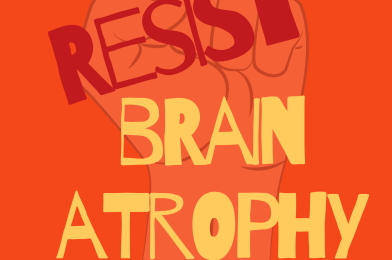 MSers: Resist brain atrophy