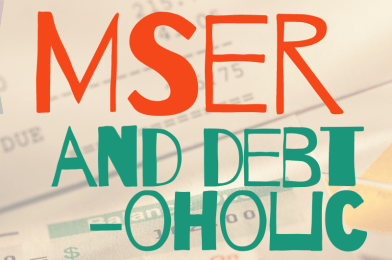 I'm an MSer and a debt-oholic