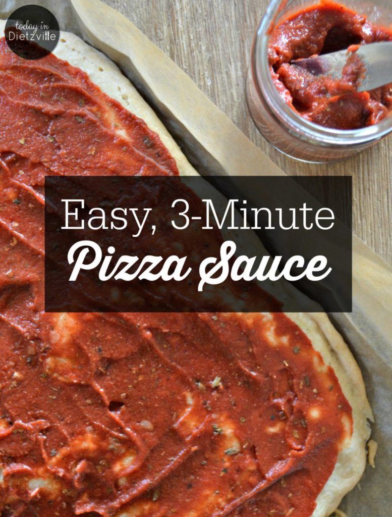easy 3 minute sugar free pizza sauce all the nourishing things