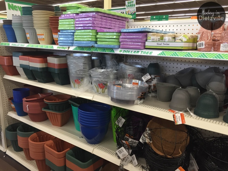 Dietzville.TV #005: How I Found Gardening Supplies For $1 | I avoided gardening for a long time, believing the financial investments of plants and seeds, row covers, good soil, a composter, raised beds, and more to be too much to justify -- especially for a novice gardener like myself. I was pleasantly surprised to discover many useful and cheap gardening supplies at a dollar store for literally $1! | Dietzville.tv
