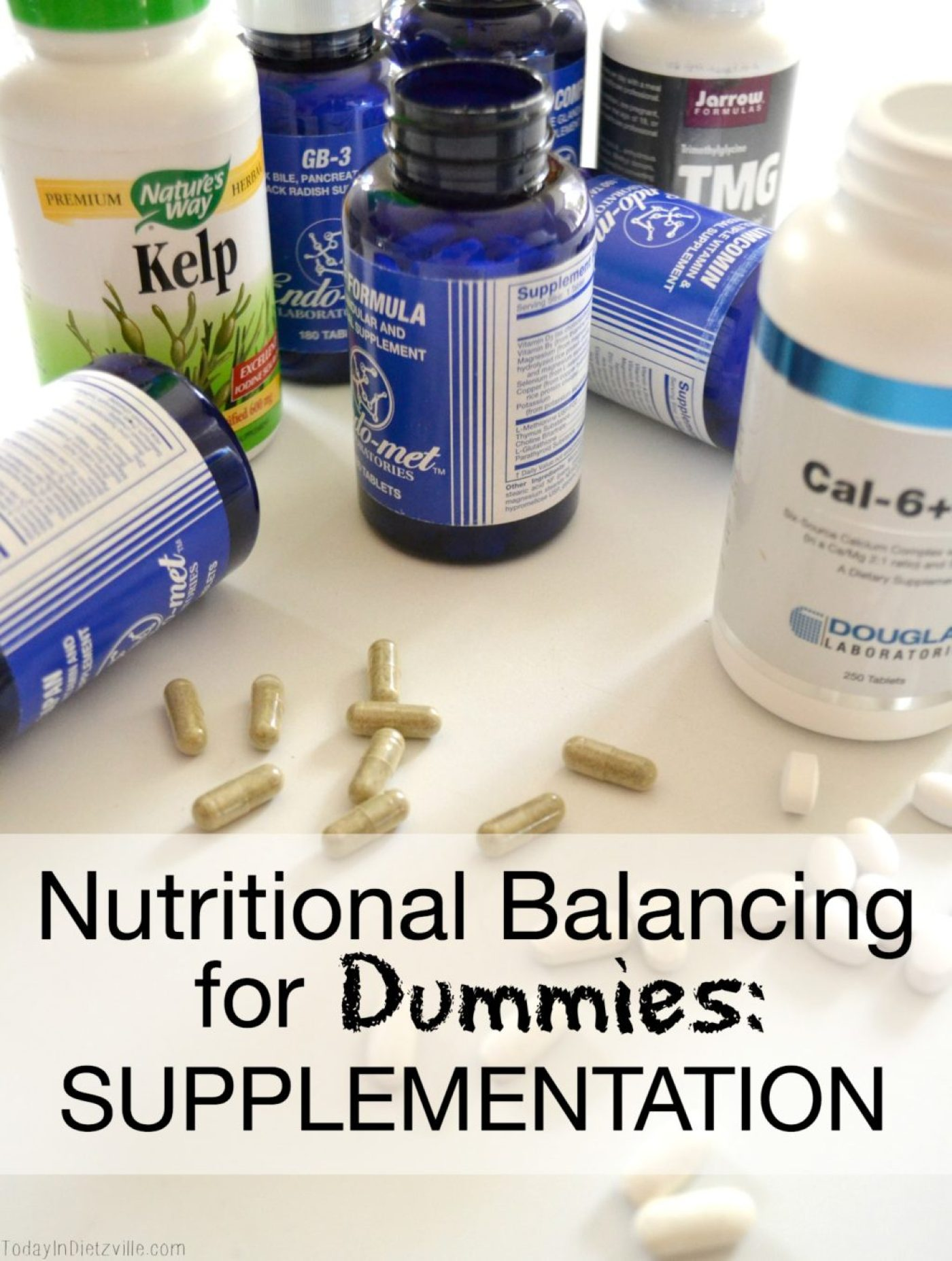 NB for Dummies Supplementation AllTheNourishingThings