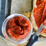 easy sugar-free pizza sauce in jar