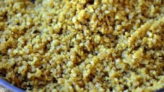 Smokey Turmeric Cauliflower Rice {Paleo & Whole30}