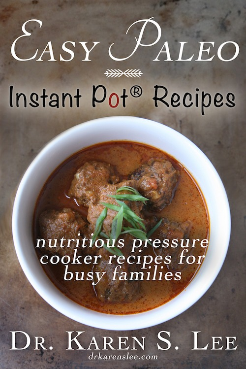 6 Best Instant Pot Resources (Real Food Only!) | You've got an Instant Pot... and kitchen life as you know it is about to drastically change! But maybe you don't know where to start? How to clean and care for your Instant Pot? What recipes actually work? When the user's manual isn't enough, try these Instant Pot resources! | AllTheNourishingThings.com
