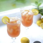Whether you play golf or not, you're sure to enjoy this classic, non-alcoholic drink of sweet lemonade combined with refreshing iced tea. This recipe contains NO sugar; it's a keto-friendly and stevia-sweetened Arnold Palmer! If you're a Southerner and can't decide between your tea and lemonade, this is the best of both worlds!