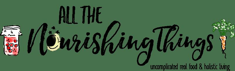All The Nourishing Things Logo