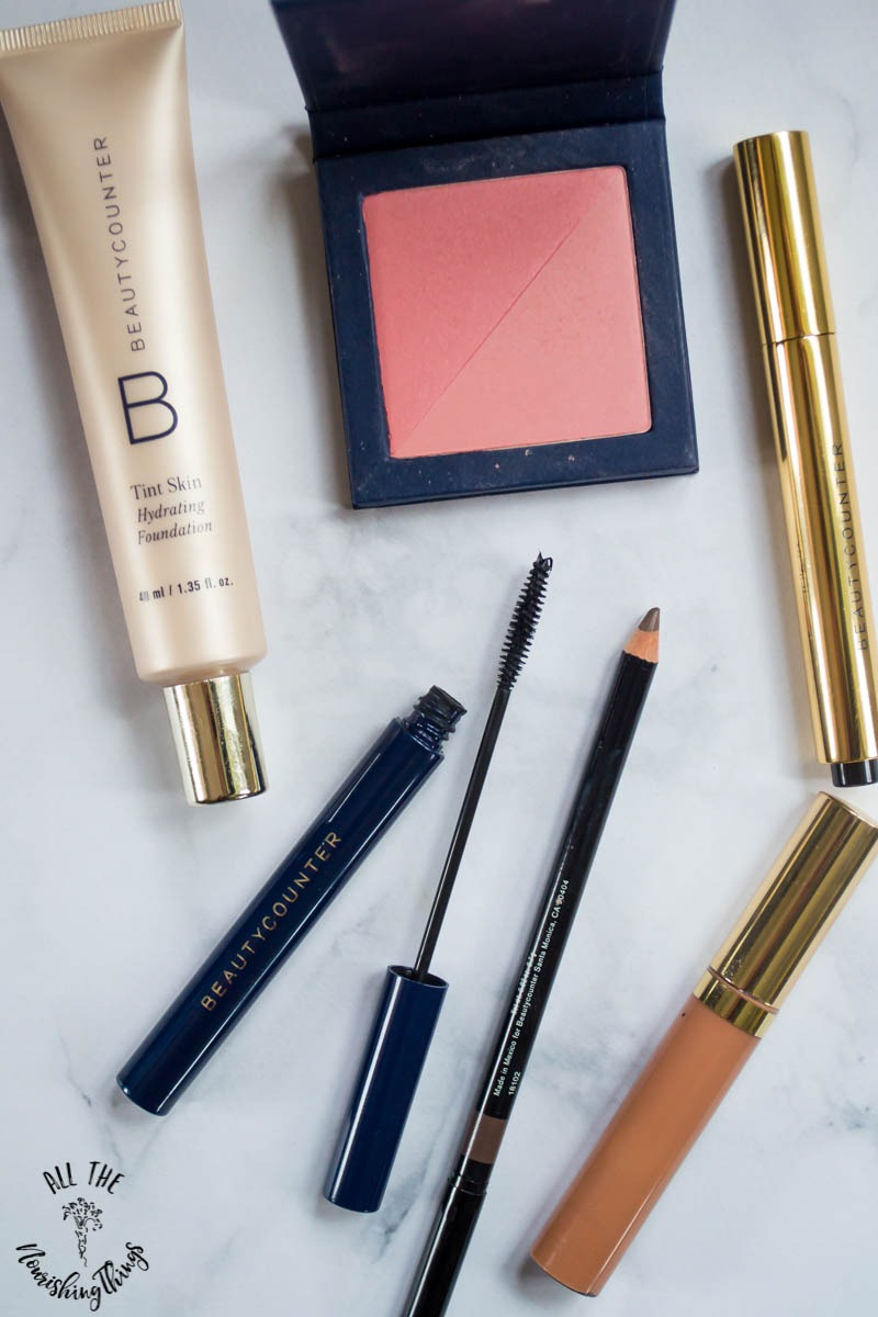 beautycounter makeup flawless in five