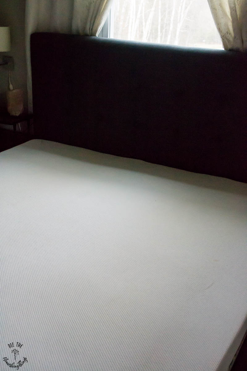 in-depth review of essentia's classic8 organic memory foam bed