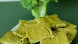Quinoa Broccoli Bread Recipe