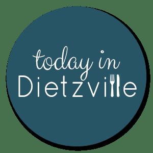 Today In Dietzville