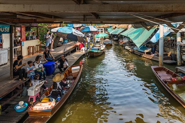 Cheap hostels Bangkok