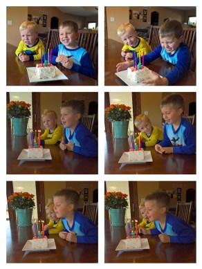 """Happy birthday, dear Matthew!"""