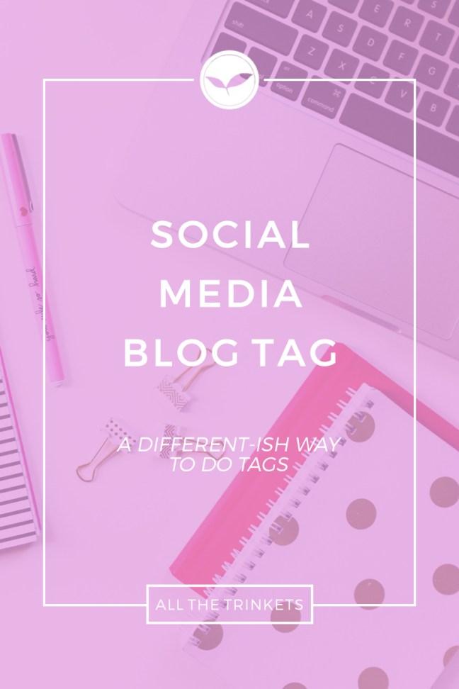 Social Media Blog Tag