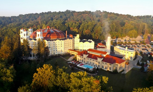 West Baden Springs Hotel at French Lick Resort, Indiana