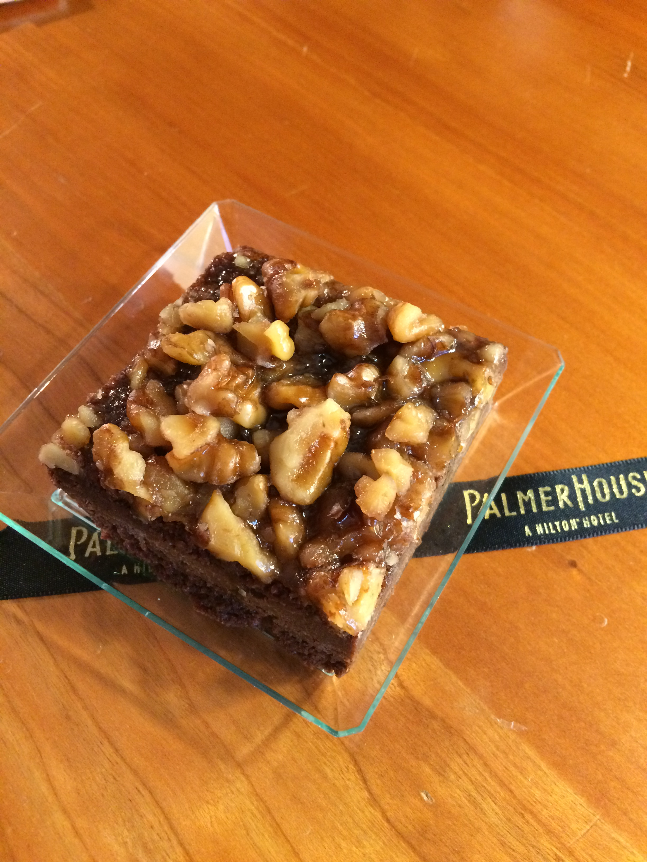 Palmer House Chicago: Home of the Legendary Brownie