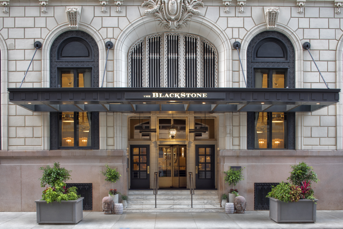 Blackstone Hotel Re-do Celebrates Chicago Art and History