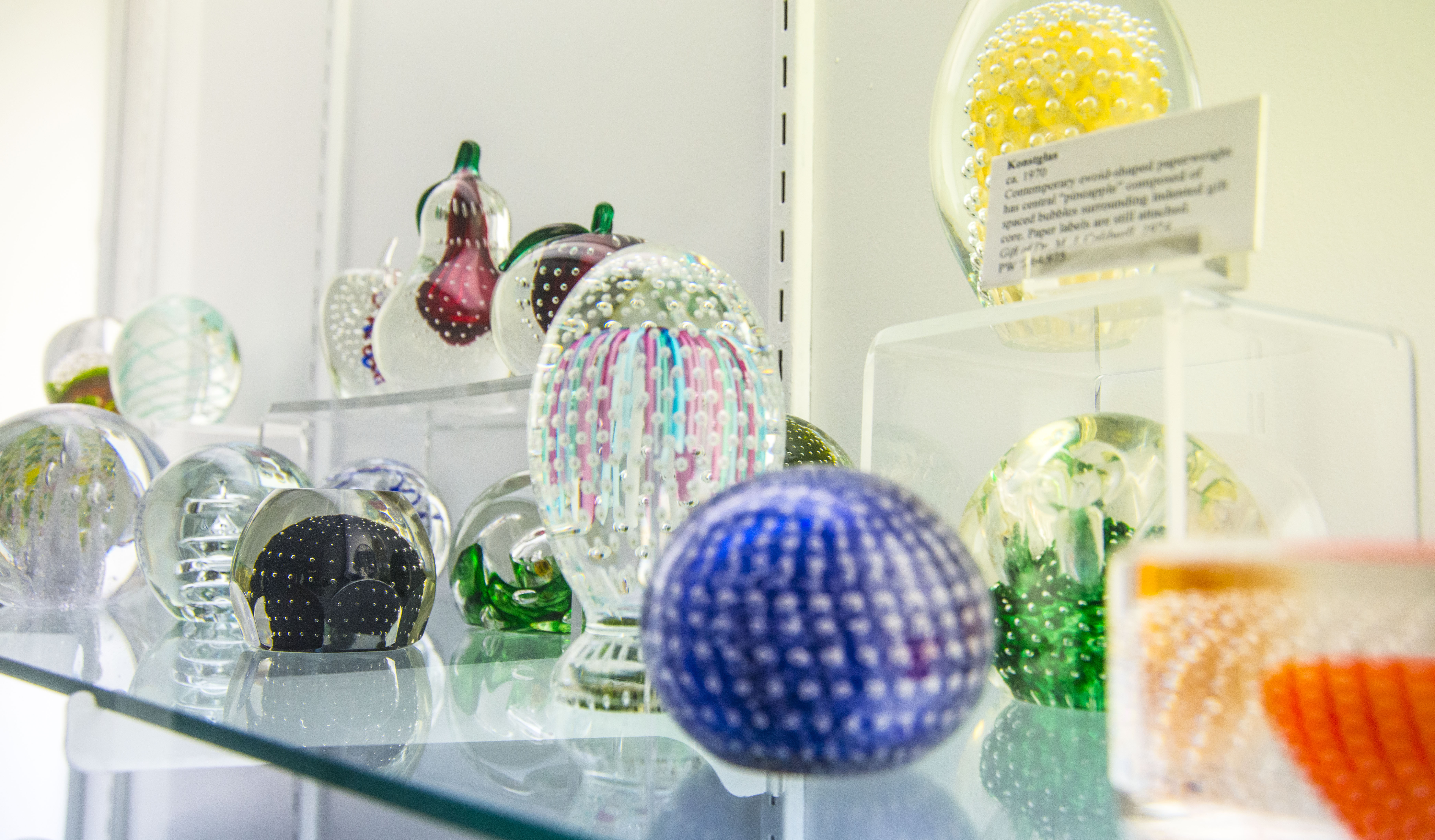 Bergstrom-Mahler Museum of Glass is a Work of Art