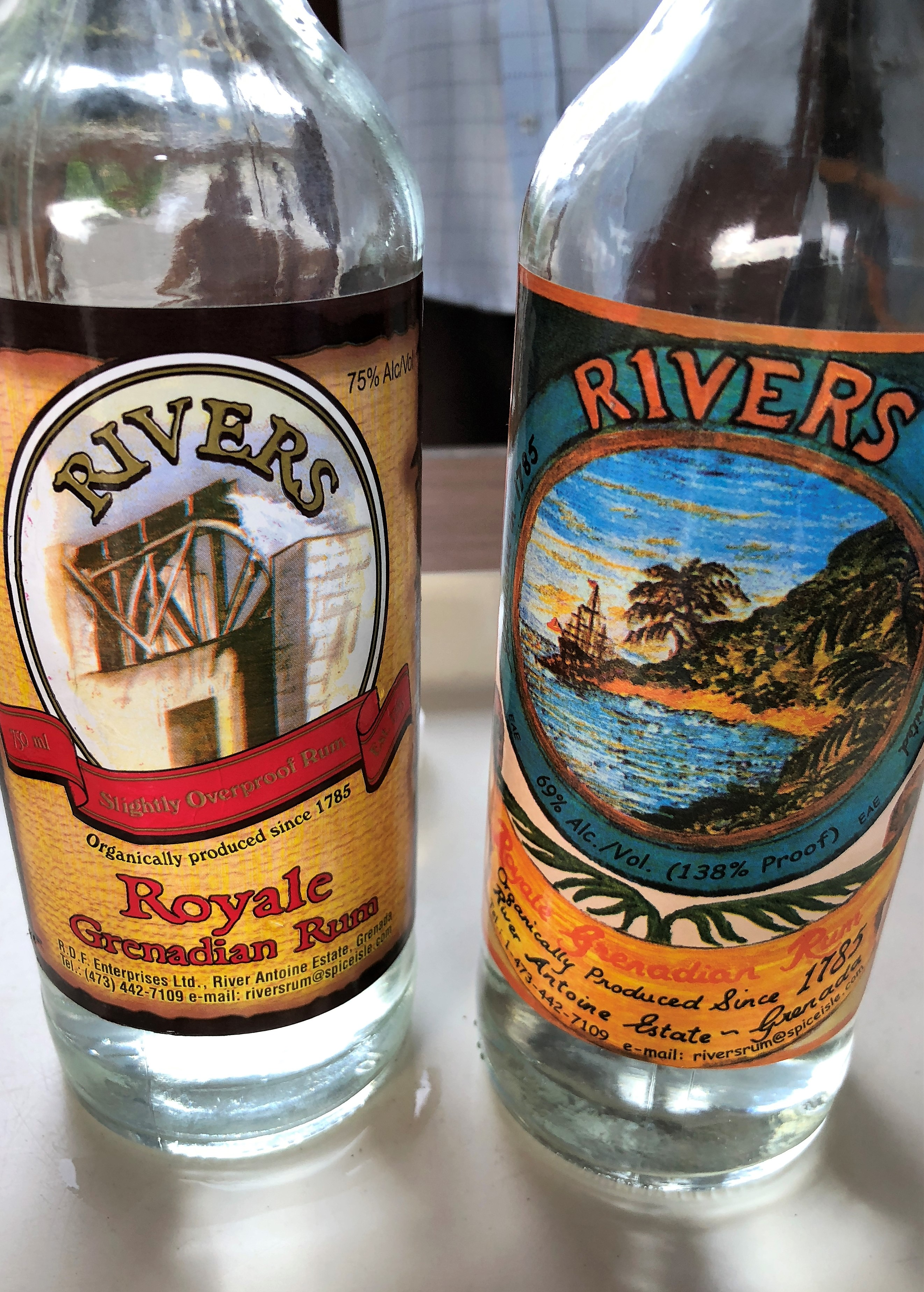 River Antoine Estate, Grenada: Rum, the Old World Way