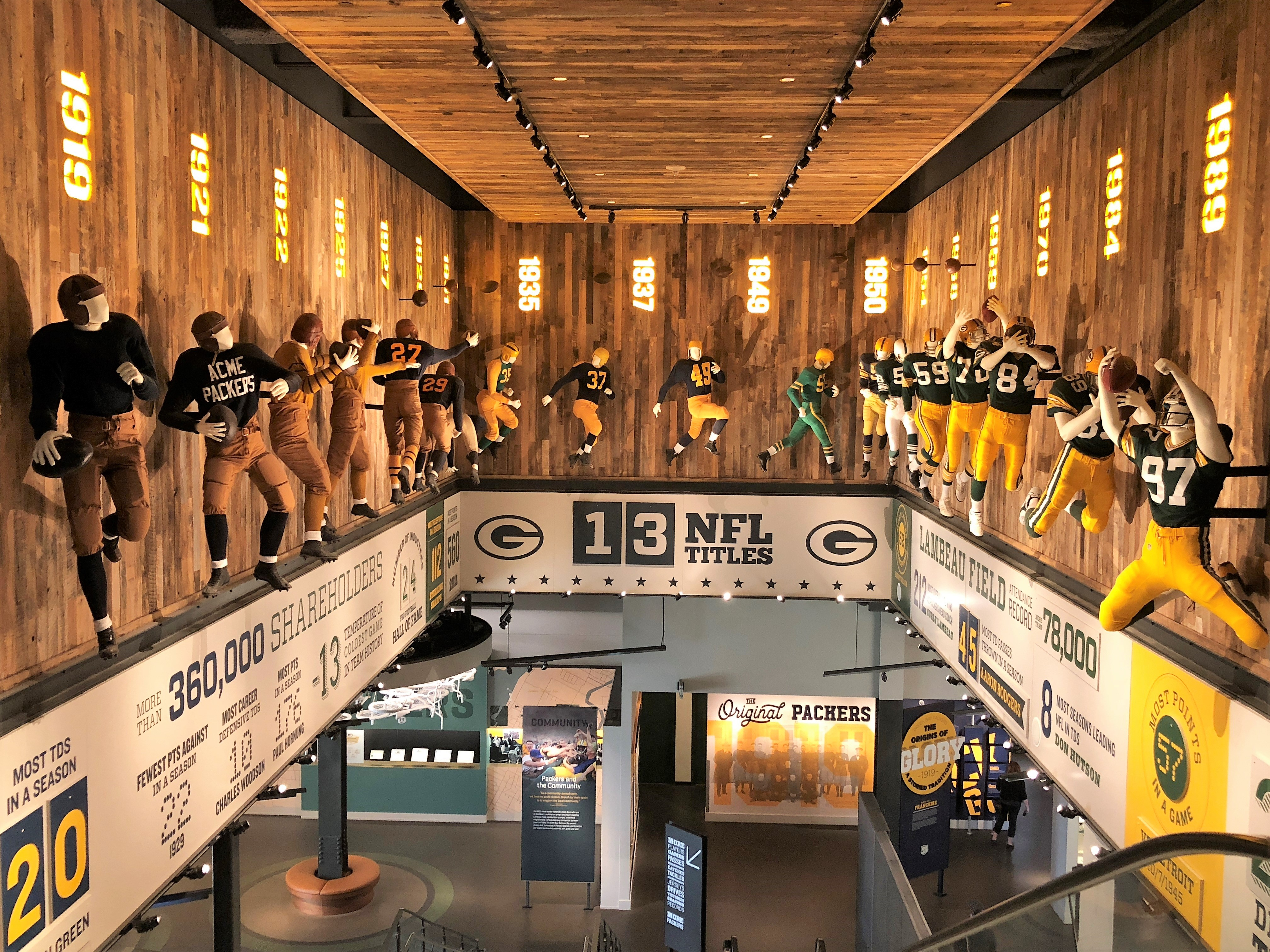 Experience the Team Spirit of the Green Bay Packers, Virtually
