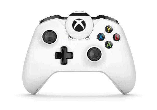 Xbox button Xbox one s controller