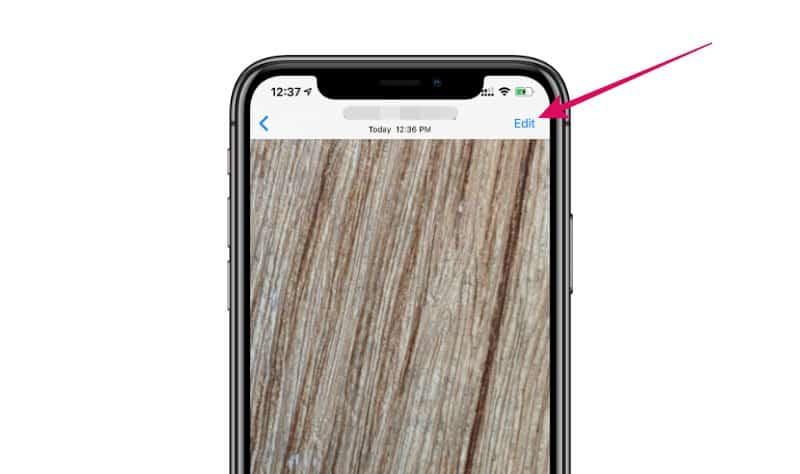 Edit Video iPhone Photos App iOS 13