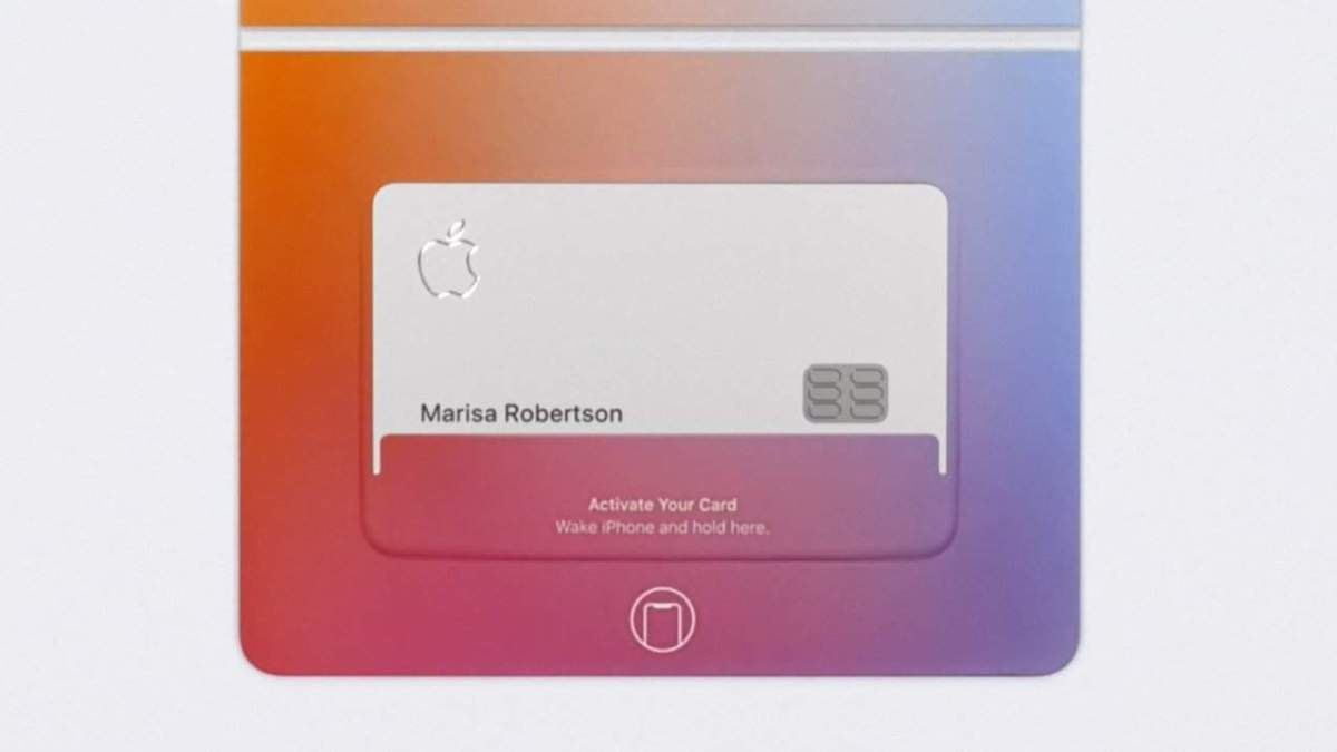 Apple Card Packaging