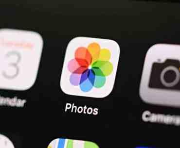 iPhone Photos App Icon