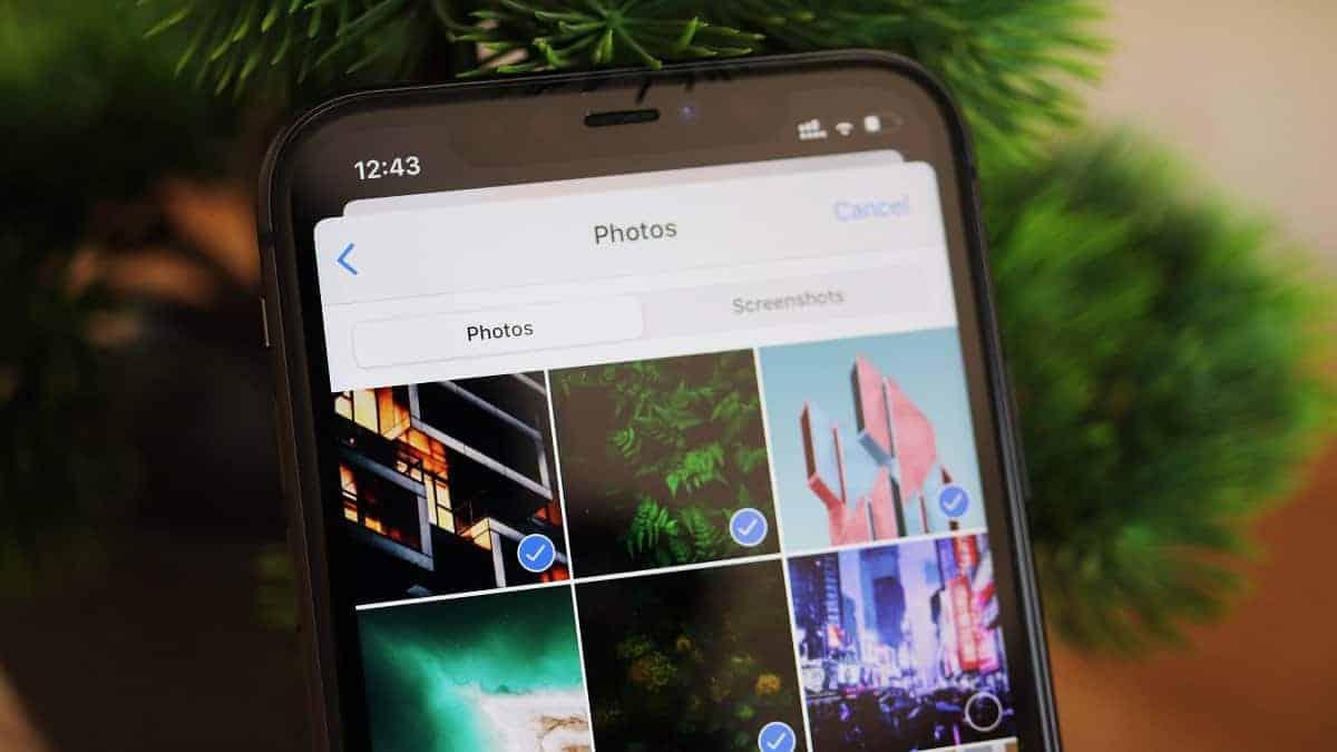 Save photos iMessage