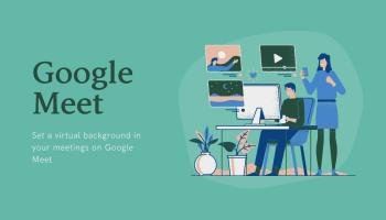 Google Meet Background