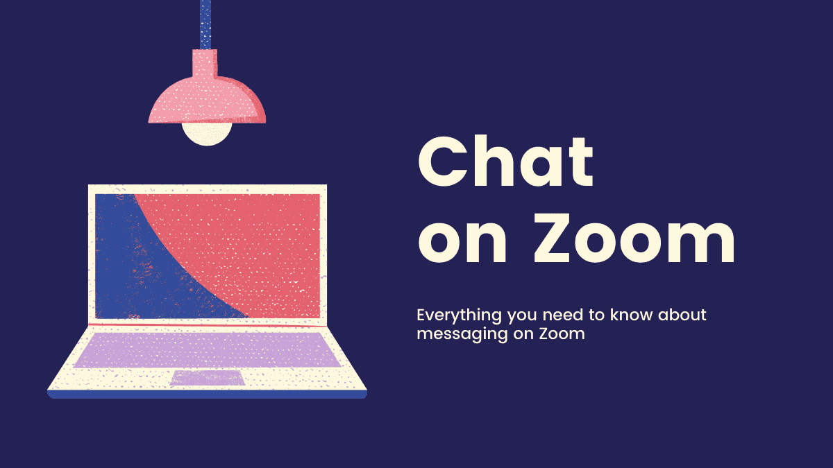 How to Chat on Zoom - All Things How