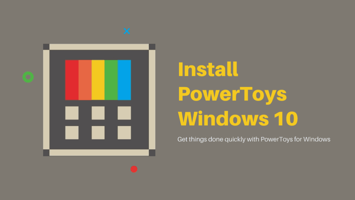 Windows PowerToys