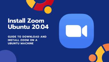 Install Zoom Ubuntu 20.04