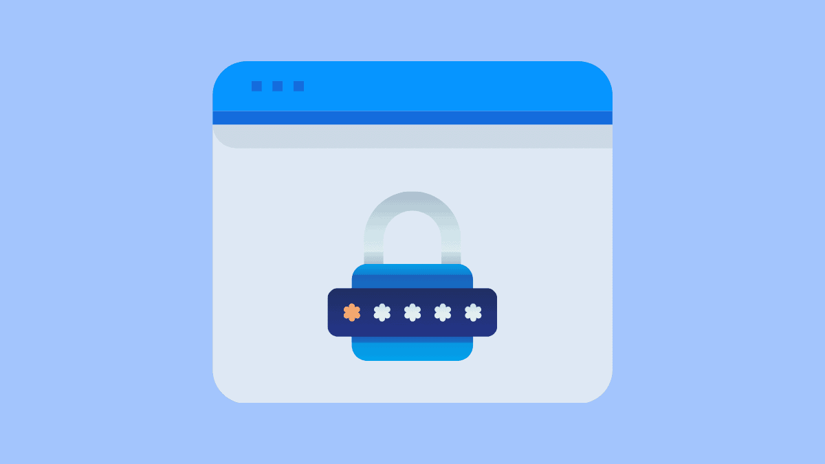 Web Browser Password Security