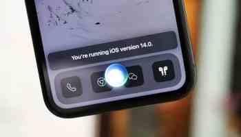 Siri iOS 14