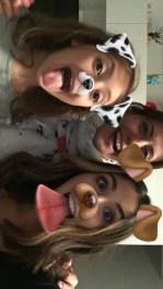 Fun times with Sofia and Mama!