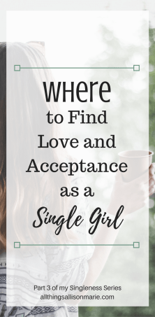 Where and how to find love, fulfillment, and purpose as a Christian single girl.