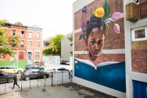 Murals as symbols of solidarity, resilience - BWNS