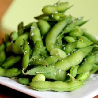 Fresh Green Soybean Salad