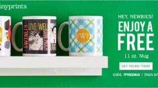 Enjoy Your FREE Mug