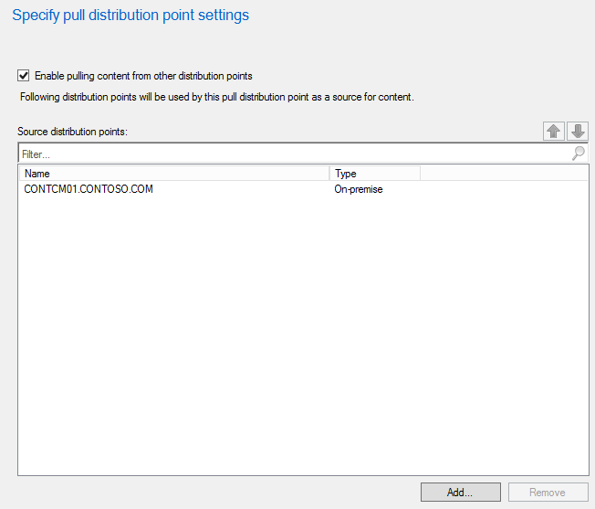 ConfigMgr 101: Pull Distribution Points (4/5)