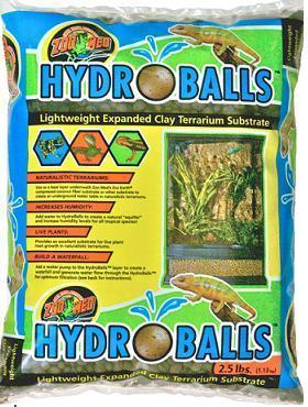 Hyrdoballs