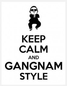 ...and Gangnam Style
