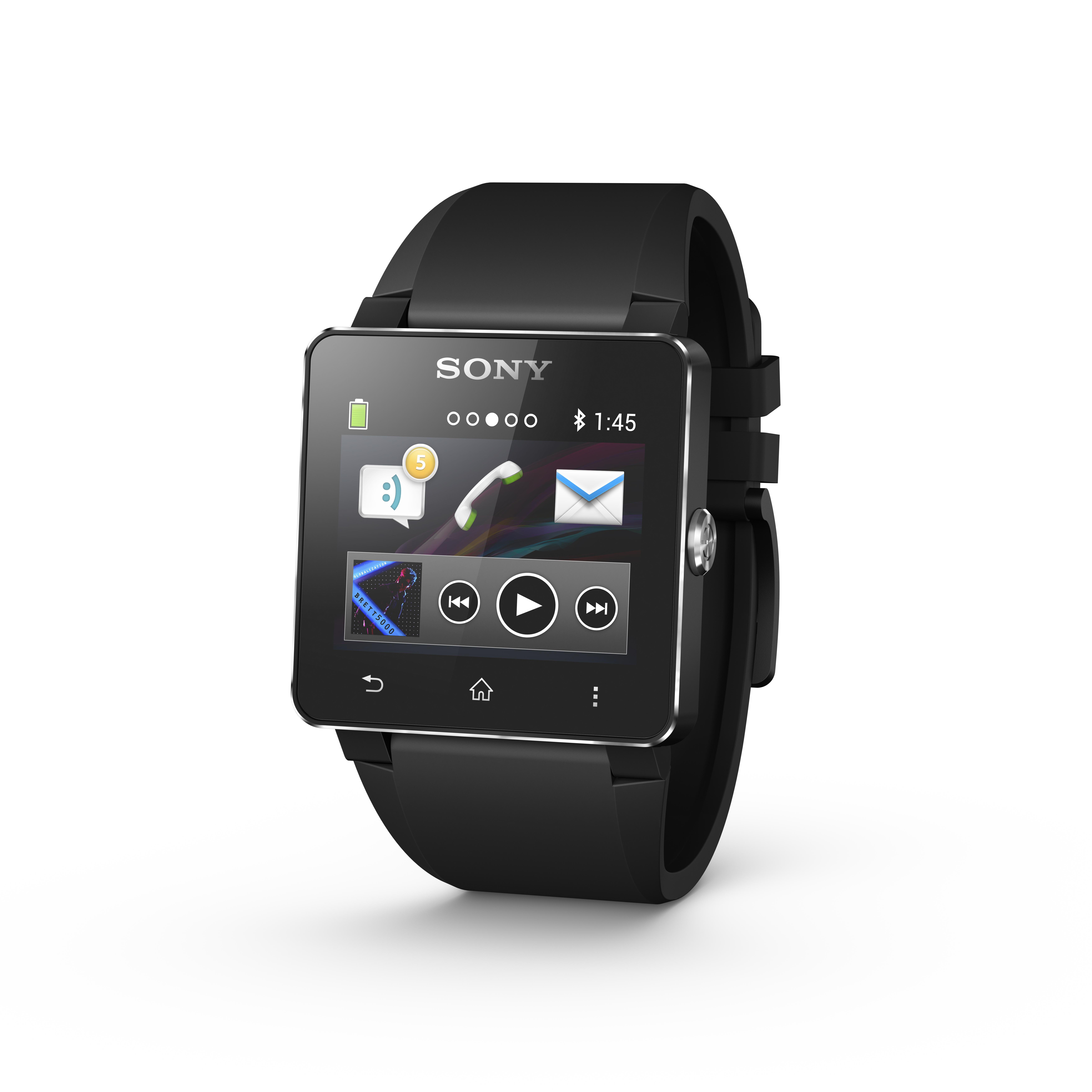 1_Smartwatch_2_Black_Angled