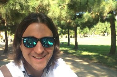 Ion glasses Santiago Ambit