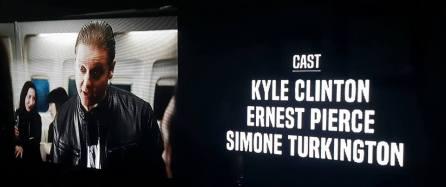 Ernest Pierce Guest Stars on Decker
