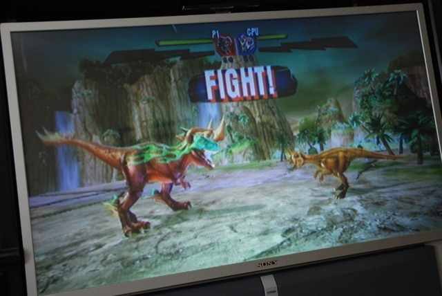 Dinosaur Fight