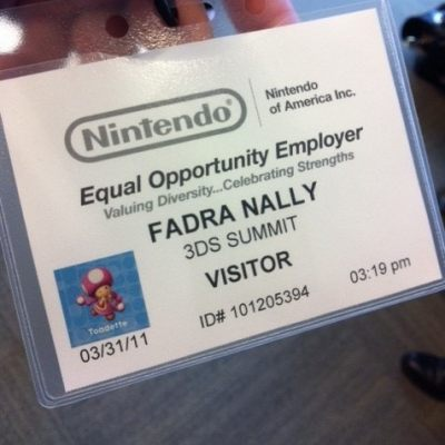 Nintendo 3DS: What You Really Want to Know (about my fabulous trip)